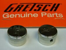 Gretsch G Logo Knobs for USA Solid Shaft
