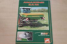 158623) Amazone ZA-M Prospekt 01/2006