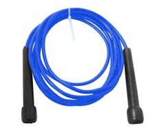 GARIOT PLASTIC SKIPPING ROPE BLUE JUMPING SPEED ROPE EXERCISE FITNESS ROPE