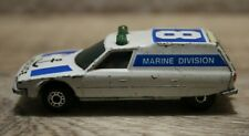 Matchbox Superfast Citroën CX 1979 Police Marine Division