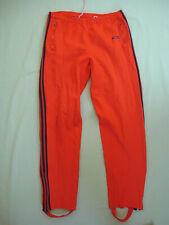 Pantalon Adidas 70'S Orange Survetement vintage Pants Ventex - M