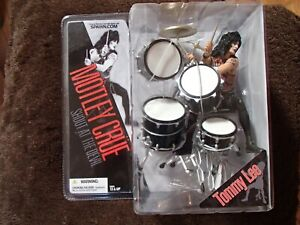 Mötley Crüe Tommy Lee's McFarlane Toys'action figures, Brand New Sealed