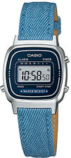 Mte reloj Casio la 670wl 2a2 vaquero