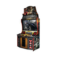"""Raw Thrills Injustice with DC Superheroes 55"""" Monitor Arcade Machine Video Game"""