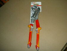 NWS N1651-49 VDE ClassicPlus Electrician's 240mm Box Joint Water Pump Pliers