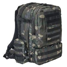 Brandit 8019.4 50L Tactical US Cooper 3 Day Assault MOLLE Backpack Dark Camo