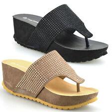 Anne Michelle Women's Mid Heel (1.5-3 in.) Evening Sandals & Beach Shoes