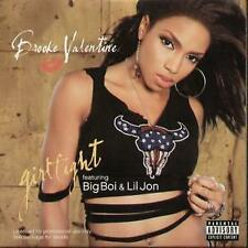 Brooke Valentine Girlfight Cd Europe Virgin 2004 3 Track Promo With Info