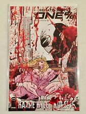 RENATO JONES THE ONE % #3 SECOND PRINTING VARIANT COVER KAARE ANDREWS NM PERCENT