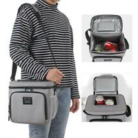 New Insulated Lunch Bag Thermal Cooler Food Storage Box For Adult Men Women Boy