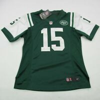 Tim Tebow Jersey New York Jets Nike On Field NFL Women's Large Green