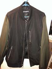 Carl Lagerfeld Men's Bomber Jacket