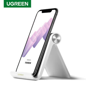 Ugreen Phone Holder Multi-Angle Mobile Phone Mount Desk Stand for Samsung iPhone