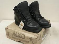 Nordic Leather March Ski Boot ALICO Vibram Sole Genuine British Army uk14