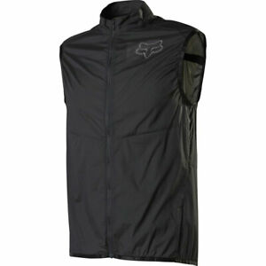 Fox Racing Dawn Patrol Vest Black Small