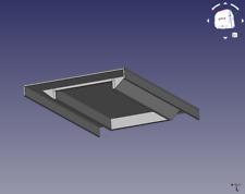 Netatmo Presence Wetterschutz / Schutzdach / Überdachung / Dach