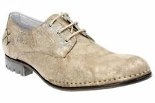 Zapatos planos de mujer gris, talla 36