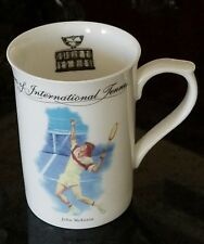Davis Cup Tennis Coffee Cup ( Celebrating 100 Years Of Davis Cup )-Very Rare!