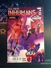 All-New Inhumans #5 Marvel VF/NM (CBQ075)