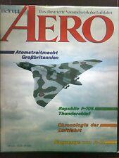 AERO  Heft 144   Das illustrierte Sammelwerk der Luftfahrt   in Schutzhülle