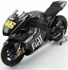 Modellino Yamaha Yzr-m1 Rossi Test Jerez MotoGP 2008 Minichamps