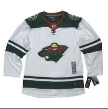 adidas Minnesota Wild Jersey NHL Fan Apparel & Souvenirs for sale ...
