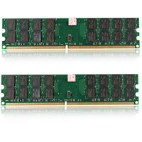 8GB 2X4GB Memory Ram DDR2 800Mhz PC2-6400 240 Pins DIMM For AMD Motherboard