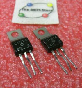 2SC1514 Hitachi NPN Power Transistor - Used Qty 2