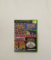 Namco Museum (Microsoft Xbox, 2002) Complete & Tested