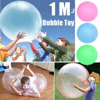 Bubble Ball Amazing Tear-Resistant Balloon Stretch Firm Ball Kids Toy Funny