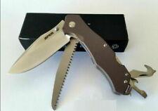 Couteaux de poche pliants de collection scie