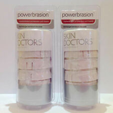 SKIN DOCTORS Powerbrasion Sponges x2 sets-STOCK TAKE SALE & FREE Domestic Post-H