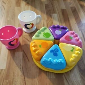 Leapfrog Musical Rainbow Tea Party - Replacement Parts