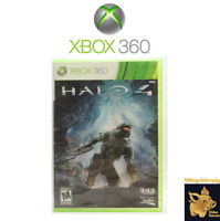 Halo 4  (2012)  343 Industries Xbox 360 Video Game Disc Tested and Works D+
