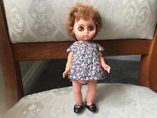 "More details for vintage amanda jane doll 8"" wearing original shoes and dress"