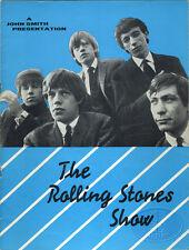 ROLLING STONES 1964 UK Tour Concert Program Programme Book