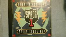 SPACE 1 - EVERY KINDA RAP - (RAPPIN' RECORDS CD 01)