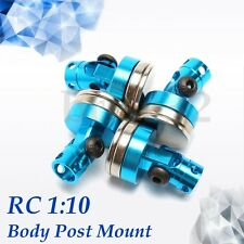 Magnetic Stealth Body Shell Post Mount HSP Upgrade Parts for 1/10 AXIAL RC Car