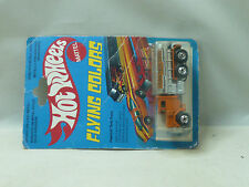 HOTWHEELS HOT WHEELS Flying Colors PETERBUILT Tank Truck 1979