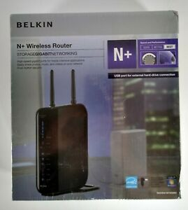 BELKIN N+ Wireless Router - New In Box
