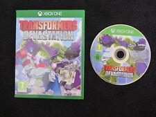 XBOX ONE : TRANSFORMERS : DEVASTATION - Completo, ITA !