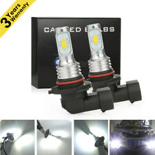 9006 LED 35W Fog Lights HB4 Conversion Bulbs Kit 4000LM 6000K White High Power P