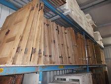 Abgelaugte gebrauchte Klappläden - Fensterläden verschiedene  Höhen bis 1,50m
