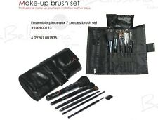 Professional Make-Up Brushes In Imitation Leather Case 7 pieces