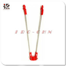 1 SET RED SUPPORT PIPE EGOFLY LT-712 HAWKSPY RC HELICOPTER SPARE PARTS LT 712-13
