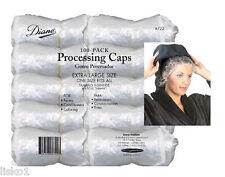 Diane #722 PROCESSING HAIR CAPS 100 per bag