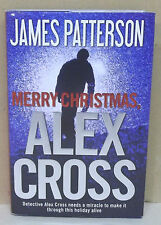 16 ALEX CROSS HC BOOKS BY JAMES PATTERSON HOPE TO DIE CROSS MY HEART MERRY CHI