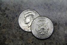 2012 P & D set uncirculated Kennedy Half halves 2 coins