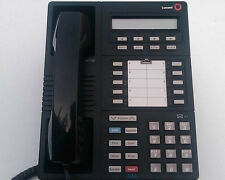 Five Refurbished Black Definity 8410D Phone Sets (100 Available) Lucent Avaya