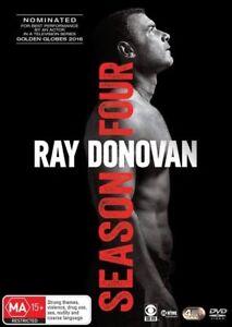 Ray Donovan : Season 4 : (DVD, 4 Disc Set) Region 4 - NEW+SEALED